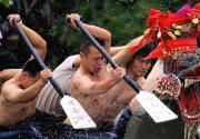 2016北京延庆夏都公园端午节龙舟赛详情