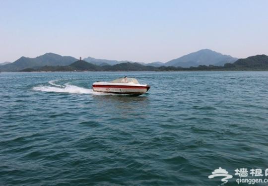 平谷山水好风光 盛夏游玩好去处