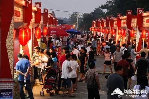 2016北京燕京啤酒节[墙根网]
