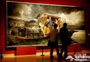 """""""庆祝中国共产党成立95周年美术作品展览""""在中国美术馆举办"""