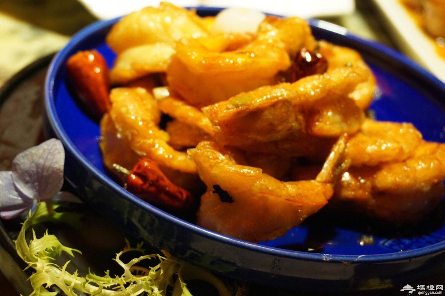 范家小馆 排队也要等的北京私家菜馆[墙根网]