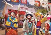 十月音乐节&万圣节嘉年华 齐齐助阵广州啤酒节