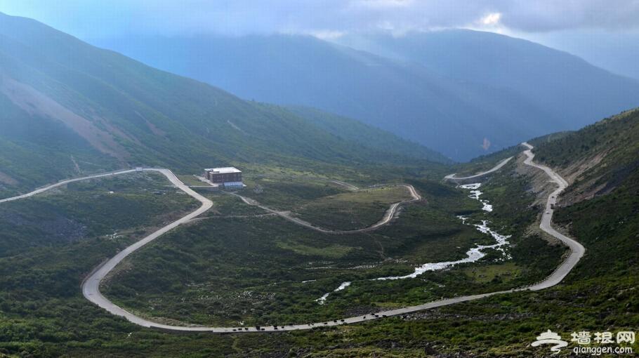 中国10大危险公路,自驾游走过一条你就是强人![墙根网]