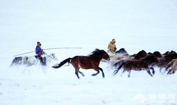 第十四届内蒙古冰雪那达慕将于2017年元月盛大开幕