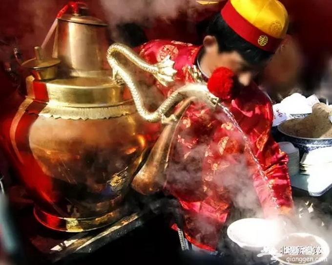 """老北京""""四大茶"""" 您能叫出名字来吗?[墙根网]"""
