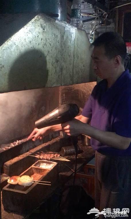 金钟烤肉城 老北京最牛逼的脏串儿,除了熟人带,没有任何方式能吃到它![墙根网]