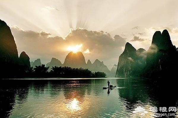 北京周边这个地方,被称为小桂林,它的美,堪比人间仙境![墙根网]