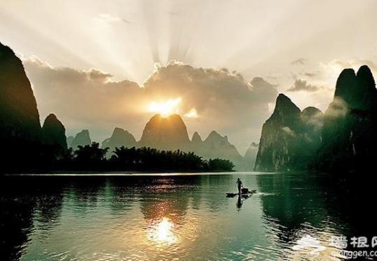 北京周边这个地方,被称为小桂林,它的美,堪比人间仙境!
