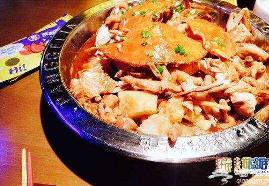 秋季蟹儿肥 北京吃螃蟹的好去处