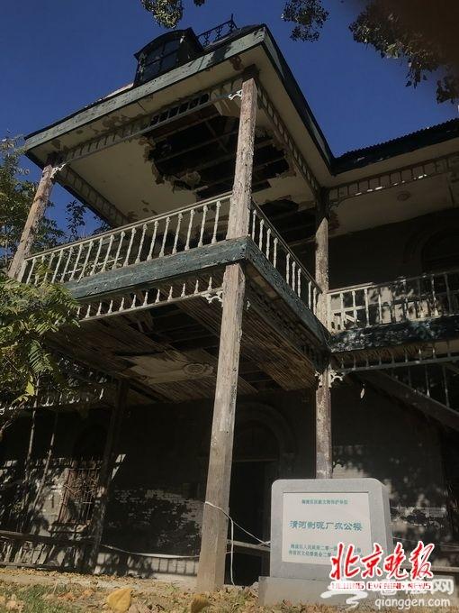 清河故事:北京最早毛纺织企业在此落户 老楼里的一段记忆[墙根网]