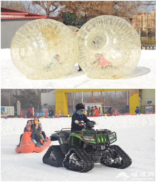 2017雁栖湖冰雪节带你炫酷过新年[墙根网]