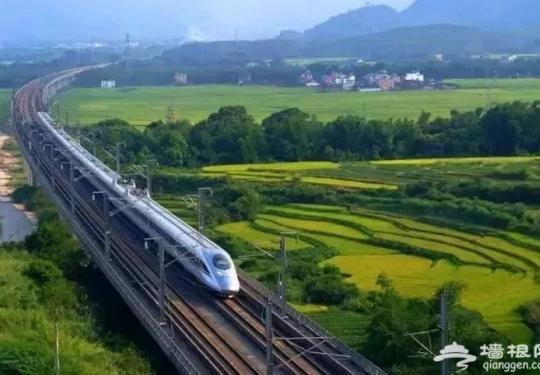 """又一趟""""开往春天的小火车""""来啦 1个多小时直通北方水乡!"""