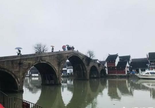 上海市最值得去的四大古镇