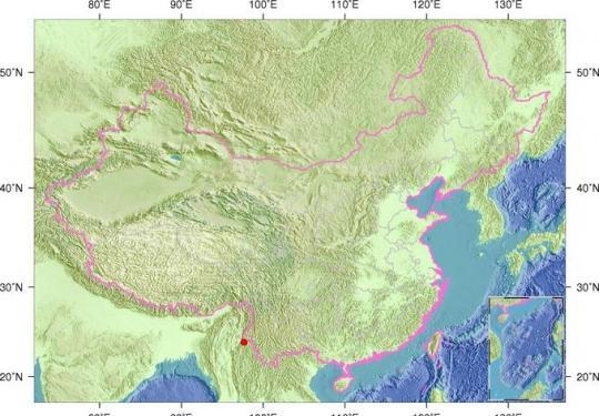 云南瑞丽发生地震 部分景区受到影响