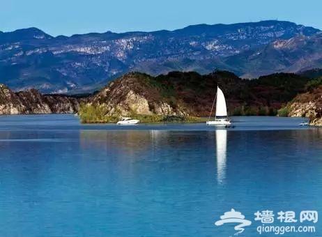 北京周边的10大湖泊,个个美的不要不要的