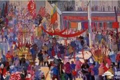 老北京庙会,有着哪些令人魂牵梦萦的独特年味儿?