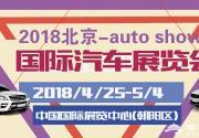 2018北京国际汽车展览会时间地点门票预定及交通指南