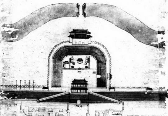 北京地坛庙会年年备受追捧 安定门外60年前又是什么模样?