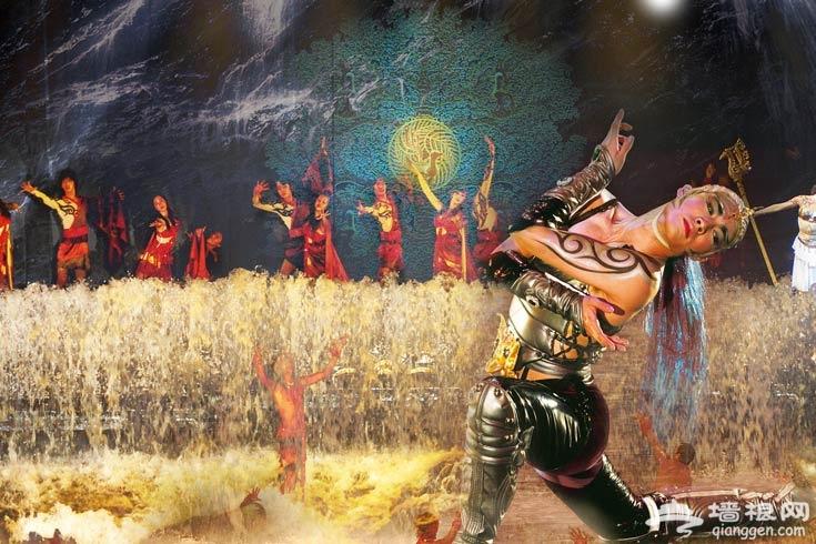 """三八妇女节北京欢乐谷全民日场、夜场门票""""买一赠一""""[墙根网]"""