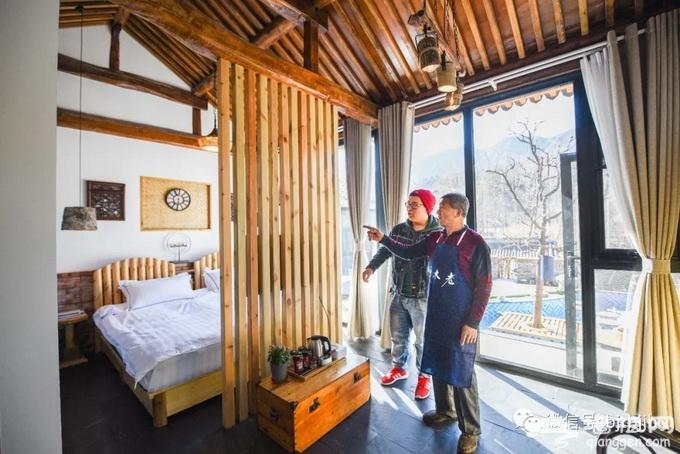 这界跨的,北京怀柔板栗第一村开民宿了,房东是木匠[墙根网]