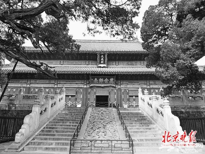 从孔庙国子监看中国文化传统:汉武帝后历代皇帝都要祭孔[墙根网]