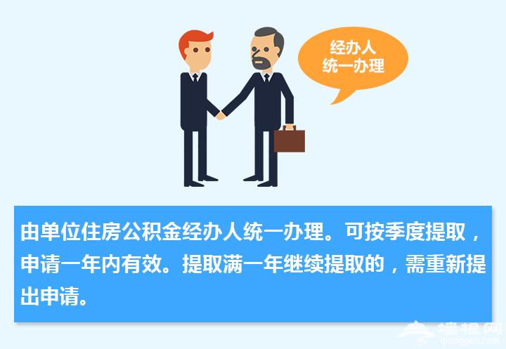 北京首次租房提取公积金申请条件资料办理流程指南[墙根网]