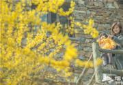 京郊踏青好去處,睡在桃花屋+鄉趣野餐,溜娃人氣勝地!