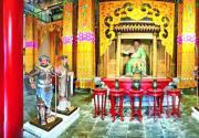 """关羽是""""侯""""不是""""候"""" 老北京到底有多少关帝庙?"""