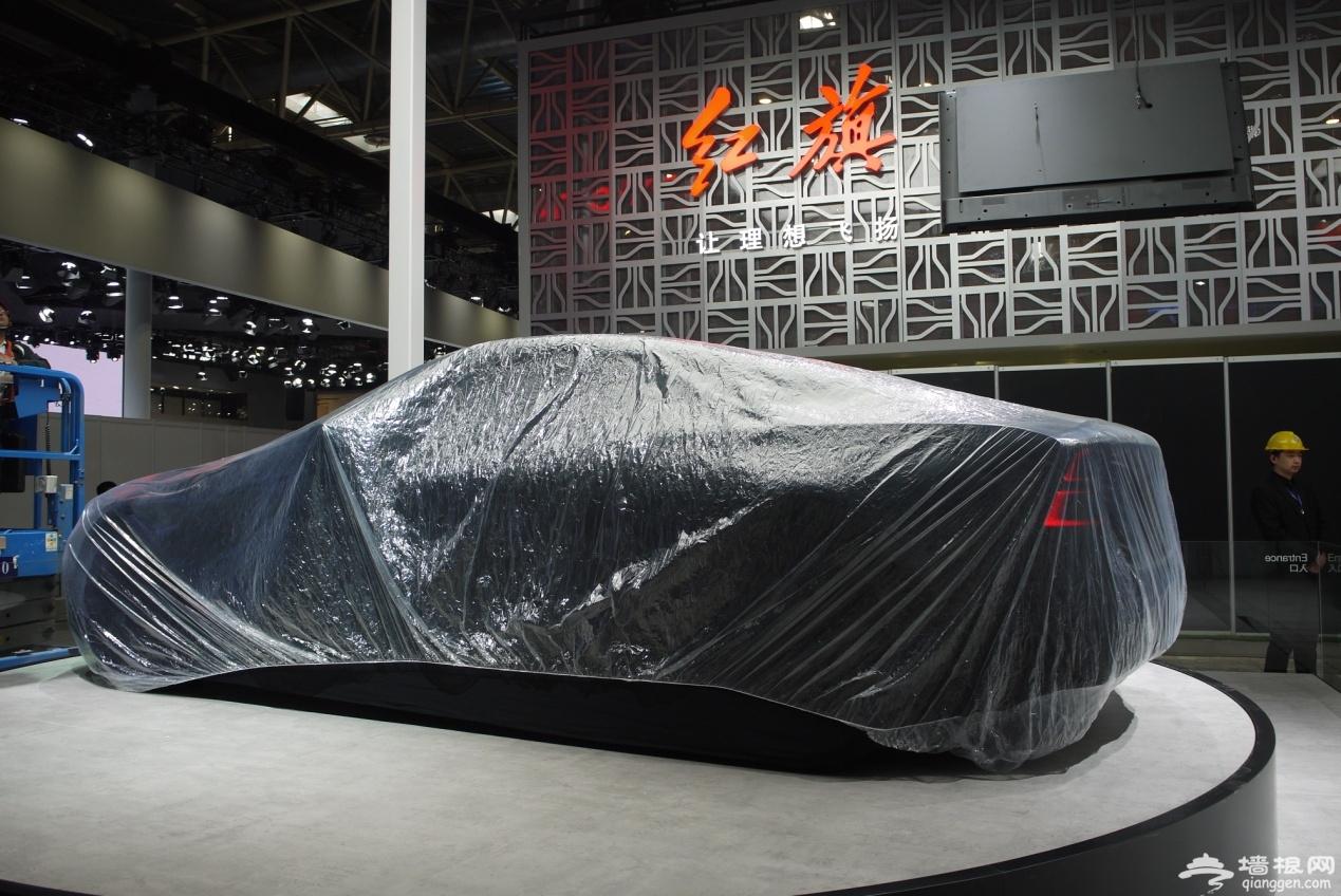 2018北京车展探馆 这是一场视觉上的饕餮盛宴[墙根网]