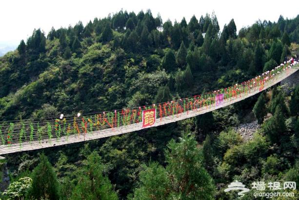 北京圣泉山景区为您订制五一旅游风向标[墙根网]