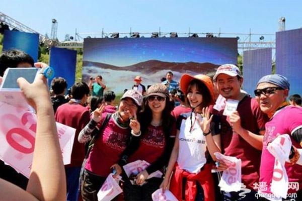 北京顺义第四届舞彩浅山旅游登山文化节即将开幕[墙根网]