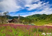 海坨共享农场 海坨山谷欢庆节4月29日开幕