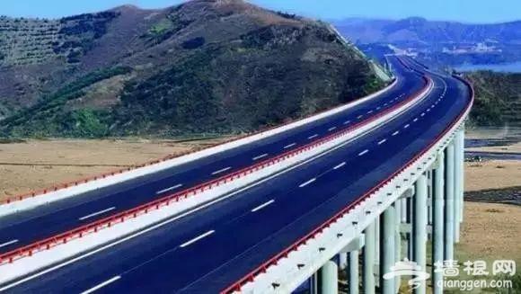 """北京周边除了""""中国66号草原公路""""还有七条绝美自驾路线 图[艾青网]"""
