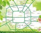 """北京新机场副中心等关键节点将建森林景观 平谷年内有望""""创森""""成功"""