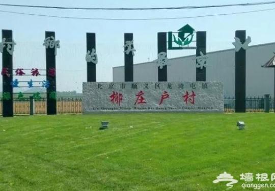 """""""中国最美休闲乡村""""——柳庄户村"""