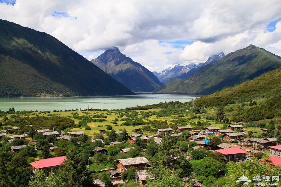 川藏线上的10个古村落,总有一个你没去过[墙根网]