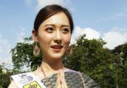 2018国际旅游小姐总决赛佳丽亮相曼谷