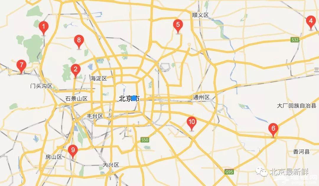 北京樱桃采摘地图发布!还等啥,走起![墙根网]