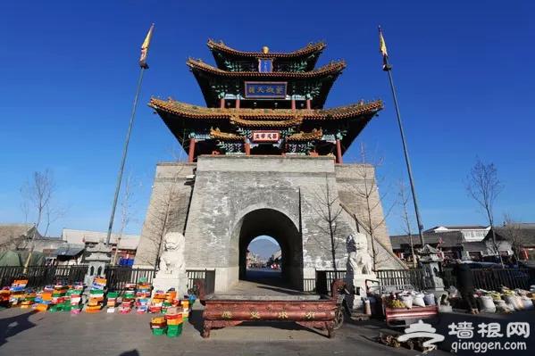 隐于北京周边的小众目的地,还有600年古镇惊艳时光![墙根网]