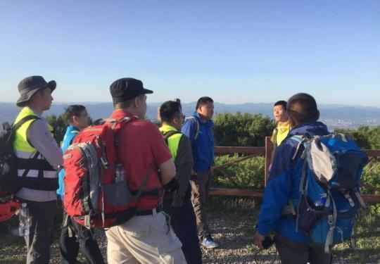 33岁女子独自攀登凤凰岭失联三天 救援工作仍在进行