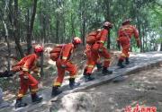 女子北京凤凰岭失联最新进展:搜救重点转向崖底沟谷