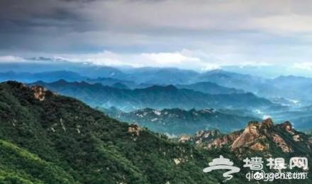 北京最值得自驾的公路之京加路[墙根网]