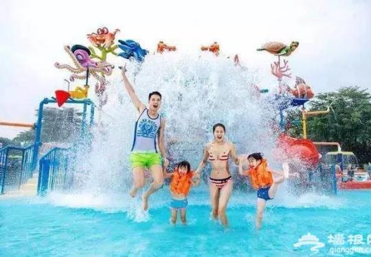 热浪袭城向水而行 京城有哪些玩水的好地方?