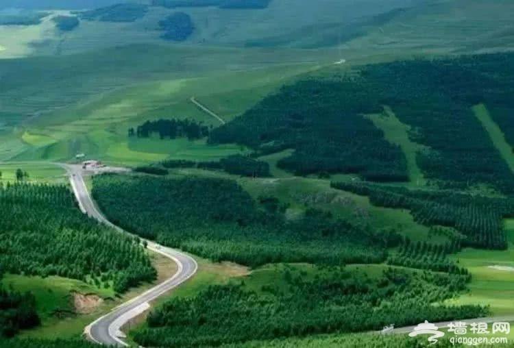 距北京不远,有2条绝色天路比进藏公路小众,比美呼伦贝尔![墙根网]