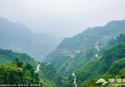 """京郊竟藏了条火爆的""""川藏线"""",烟雨青山里的神秘天路!"""