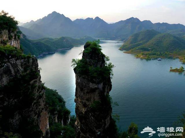 """看了那么多山水,你知不知道北京周边竟藏着一个""""小桂林""""?[墙根网]"""