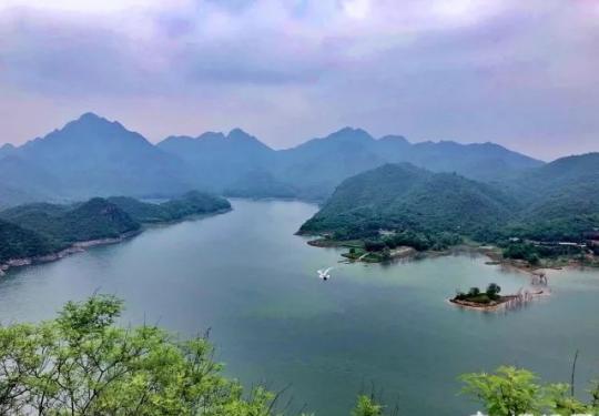"""看了那么多山水,你知不知道北京周边竟藏着一个""""小桂林""""?"""
