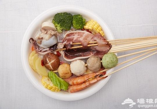 京城麻辣烫集锦,没吃过麻辣烫的人生是不完整的!