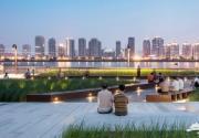 在上海找个免费又美美的乘凉地好好游玩吧
