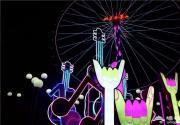2018北京石景山游乐园摩天轮夜游攻略(游玩项目+门票+亮点)